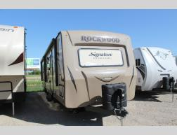 New 2017 Forest River RV Rockwood Signature Ultra Lite 8312SS Photo