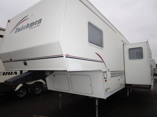 Stupendous Used 1998 Dutchmen Rv Classic Gl 27Rk Fifth Wheel Pabps2019 Chair Design Images Pabps2019Com