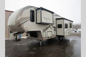 New 2018 Forest River RV Rockwood Signature Ultra Lite 8301WS Photo