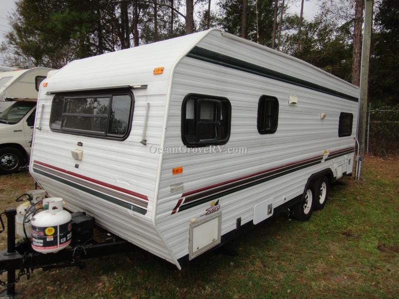 Price For A  Sunline Solaris  Ft Travel Trailer
