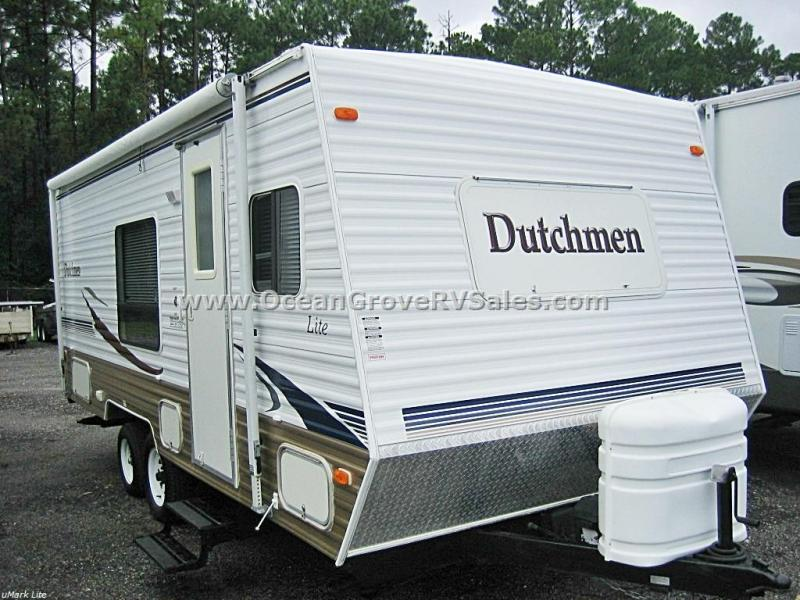 Used 2007 Dutchmen RV Lite 18B Travel Trailer at Ocean Grove