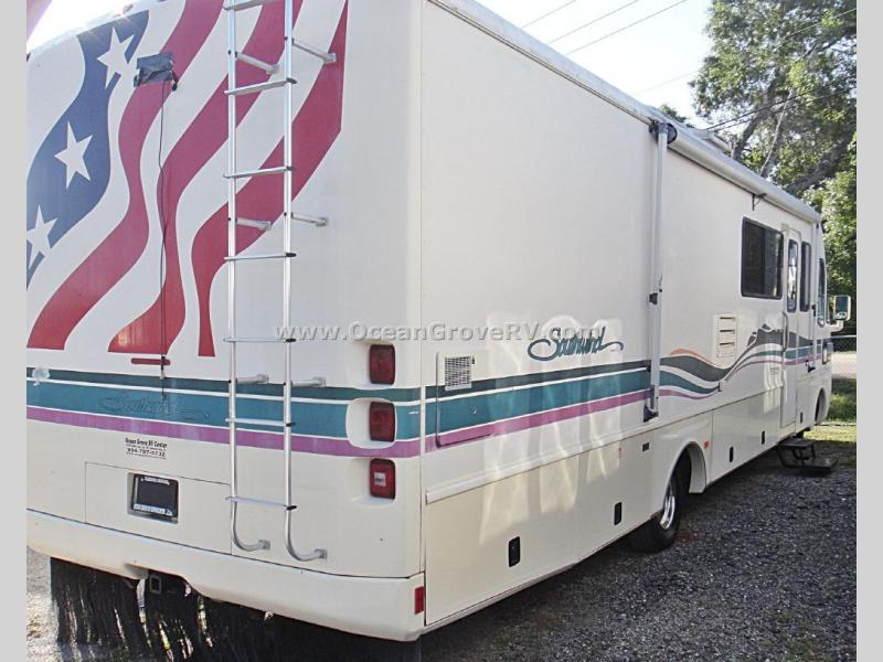 Used 1995 Fleetwood Rv Southwind 35 Motor Home Class A At