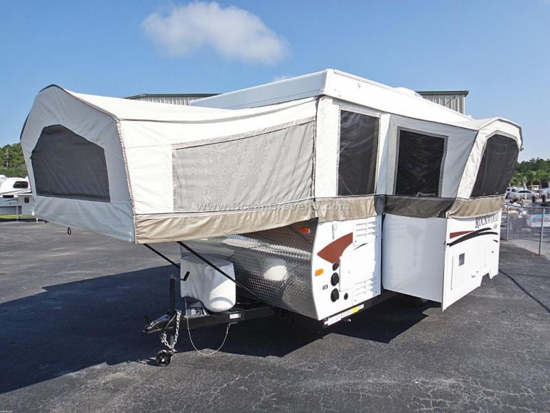 Used 2011 Forest River RV Rockwood High Wall Series HW277 Folding