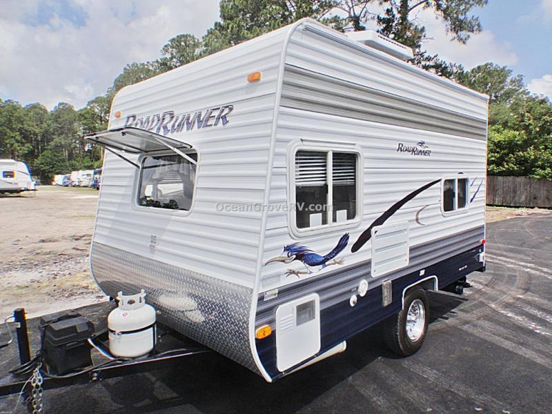 Used 2007 Sun Valley Road Runner 7 5 163 XL/LT Travel Trailer at