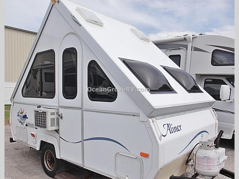 Used 2005 ALiner 12 37250 Folding Pop-Up Camper at Ocean