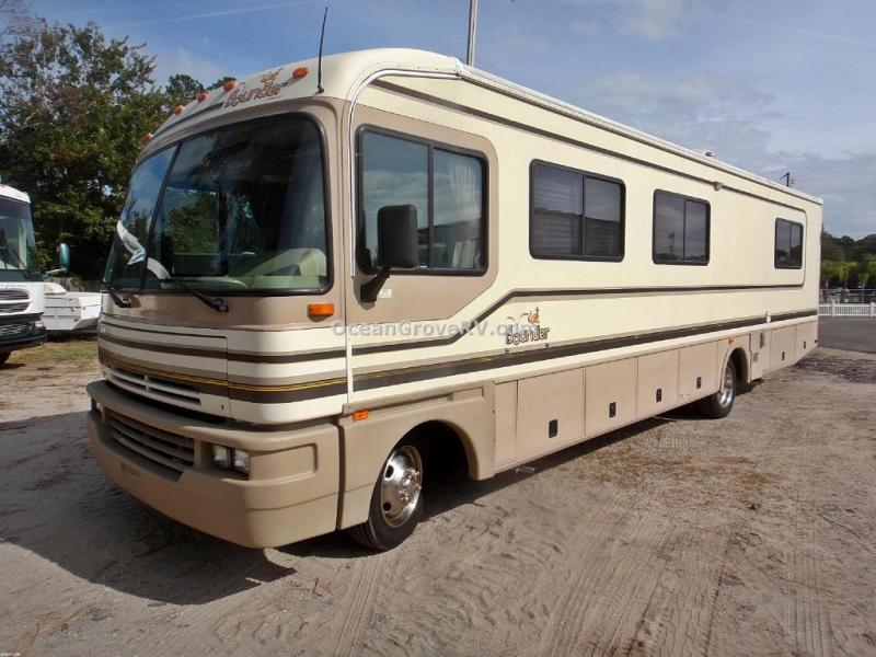 Used 1997 Fleetwood RV Bounder 34J Motor Home Class A at