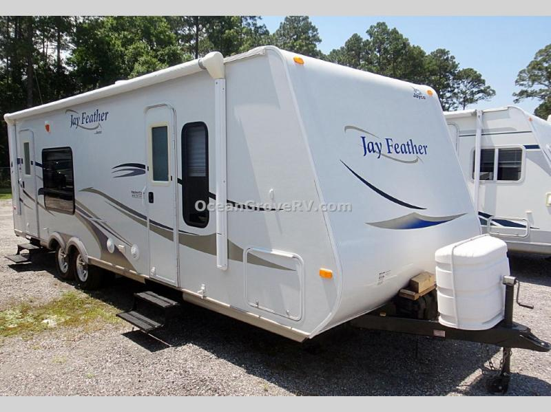Used 2009 Jayco Jay Feather 242 Travel Trailer At Ocean