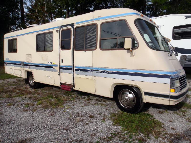 Used 1989 Rexhall Airex 931 Motor Home Class A at Ocean