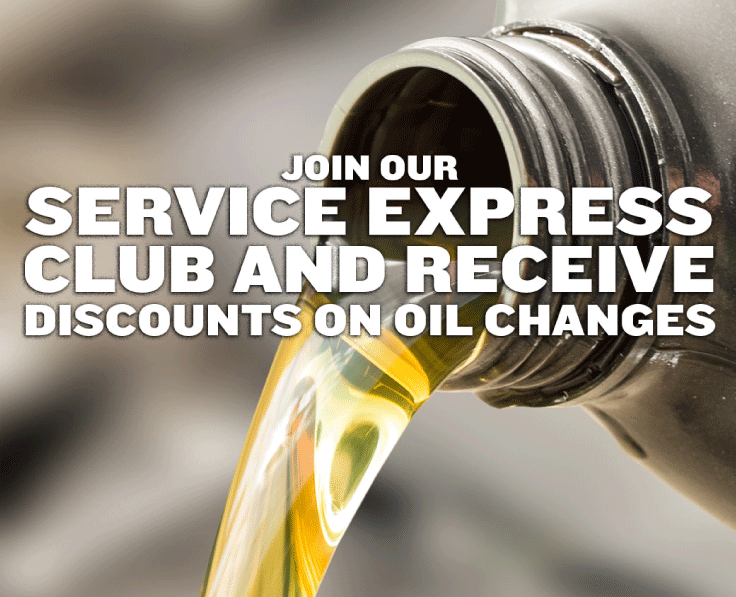 Oil Change Coupon - print this coupon