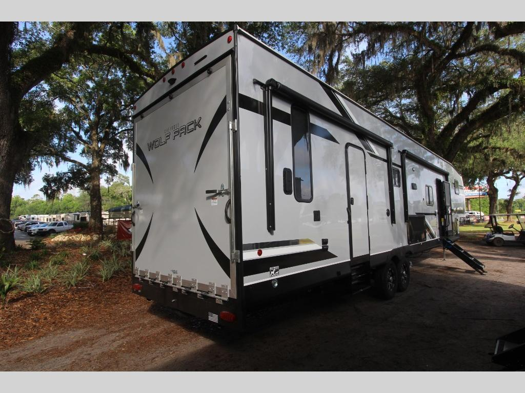 New 2020 Forest River Rv Cherokee Wolf Pack 365pack16 Toy