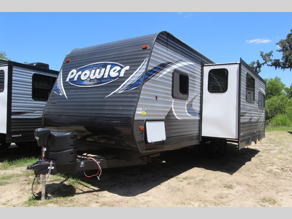 New 2019 Heartland Prowler Lynx 255 Lx Travel Trailer At