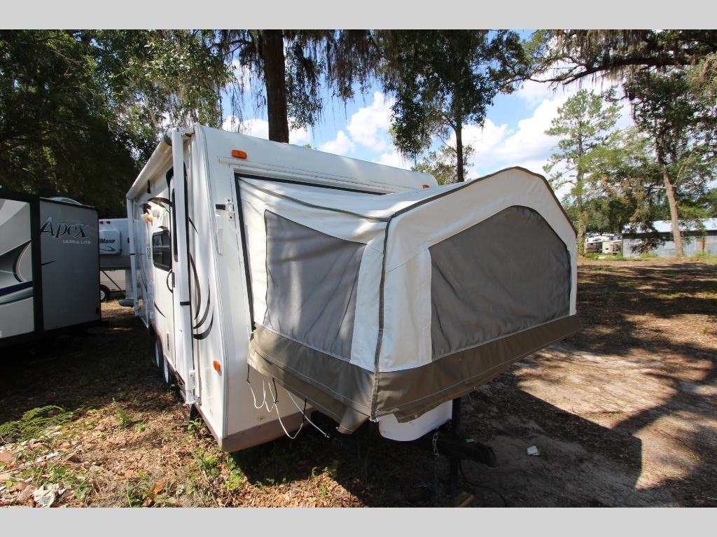 Used 2011 Forest River Rv Rockwood Roo 183 Expandable At