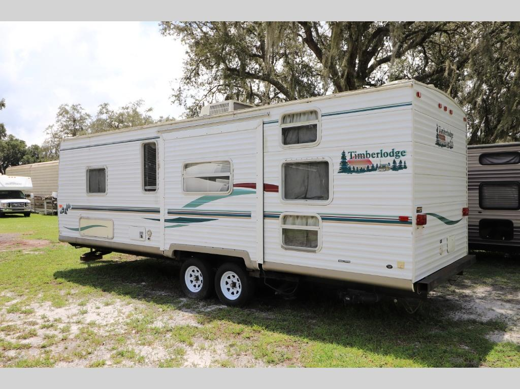 Used 2003 Adventure Manufacturing Timberlodge 27BHS Travel