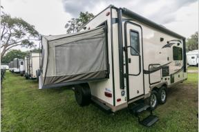 New 2018 Forest River RV Flagstaff Shamrock 21DK Photo