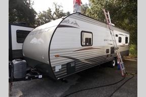 Used 2014 Forest River RV Cherokee Grey Wolf 26RR Photo