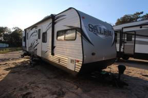 Used 2014 Forest River RV Salem 30FKBS Photo