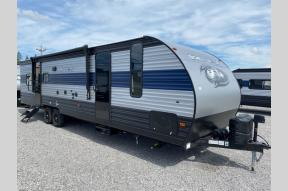 New 2022 Forest River RV Cherokee Grey Wolf 29QB Photo