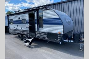 New 2022 Forest River RV Cherokee Grey Wolf 20RDSE Photo