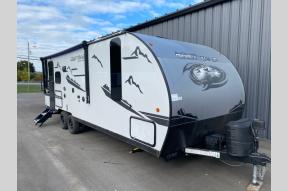 New 2022 Forest River RV Cherokee Grey Wolf Black Label 23MKBL Photo