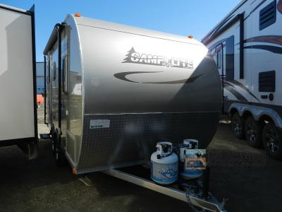 New 2015 Livin Lite CampLite CL 14DB Travel Trailer at