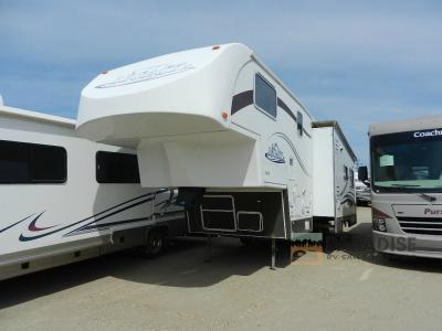 Used 2006 TRAVELAIRE Legacy 275 Travel Trailer at Paradise RV | Red