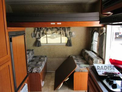 Used 2007 Sun Valley Road Runner 162 Travel Trailer at