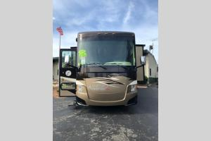 Used 2013 Tiffin Motorhomes Allegro RED 34 QFA Photo