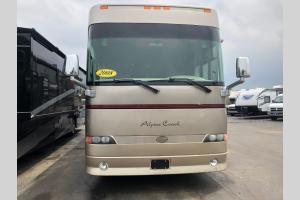 Used 2008 WESTERN RECREATION ALPINE COACH 40MDTS Photo