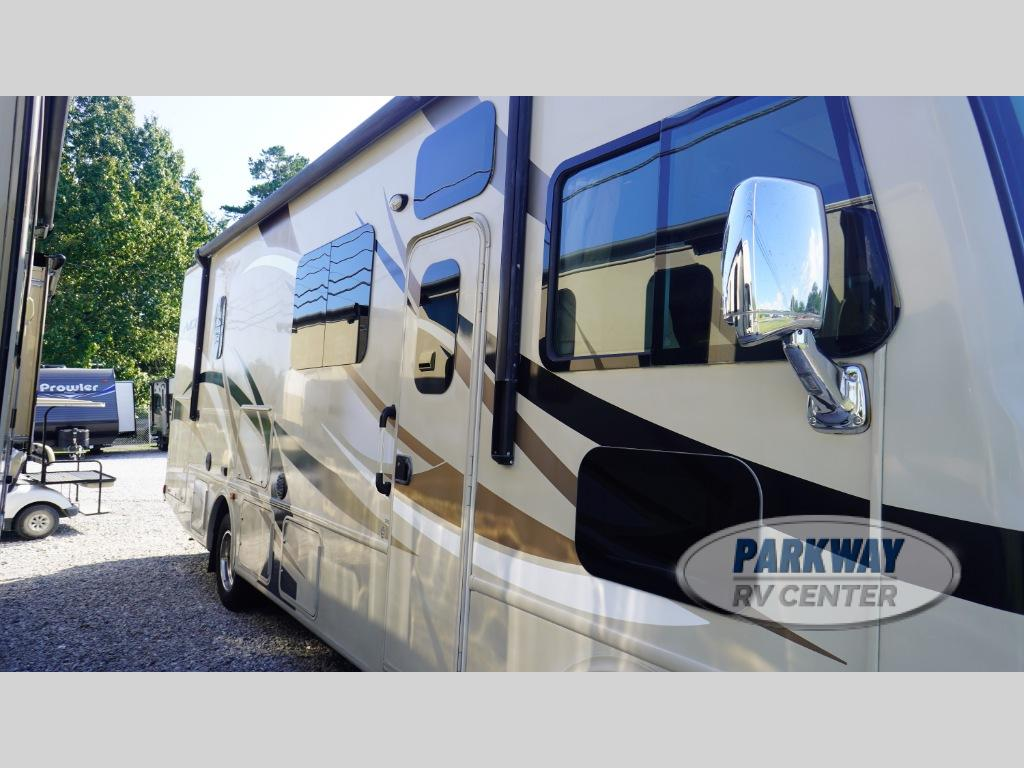 Used 2015 Thor Motor Coach ACE 29.3 Motor Home Cl A In A Thor Tuscany Tow Wiring Diagram on