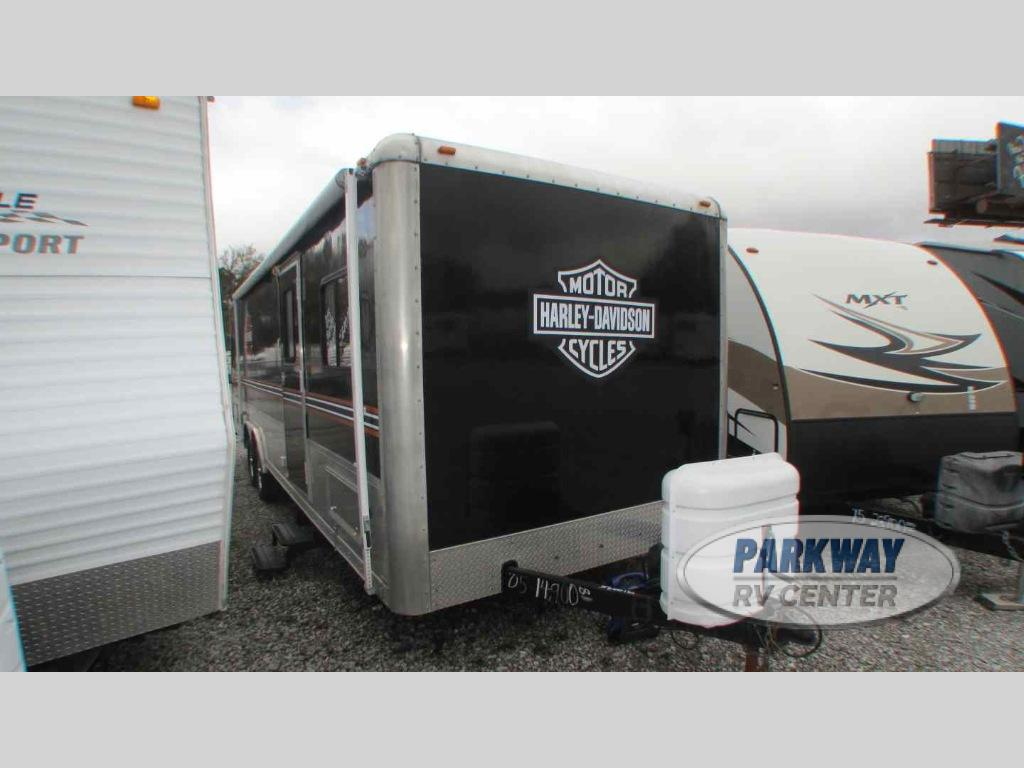Used 2005 Forest River Rv Work And Play 28 Db Toy Hauler