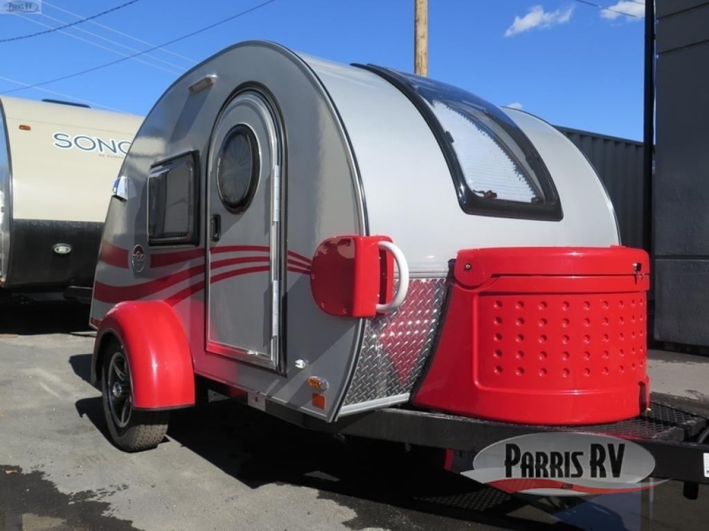 New 2017 Little Guy Worldwide TAG Max Teardrop Trailer At Parris RV
