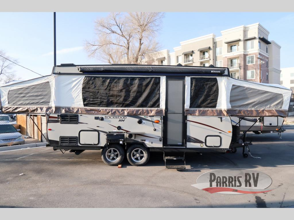 New 2018 Forest River Rv Rockwood High Wall Series Hw296