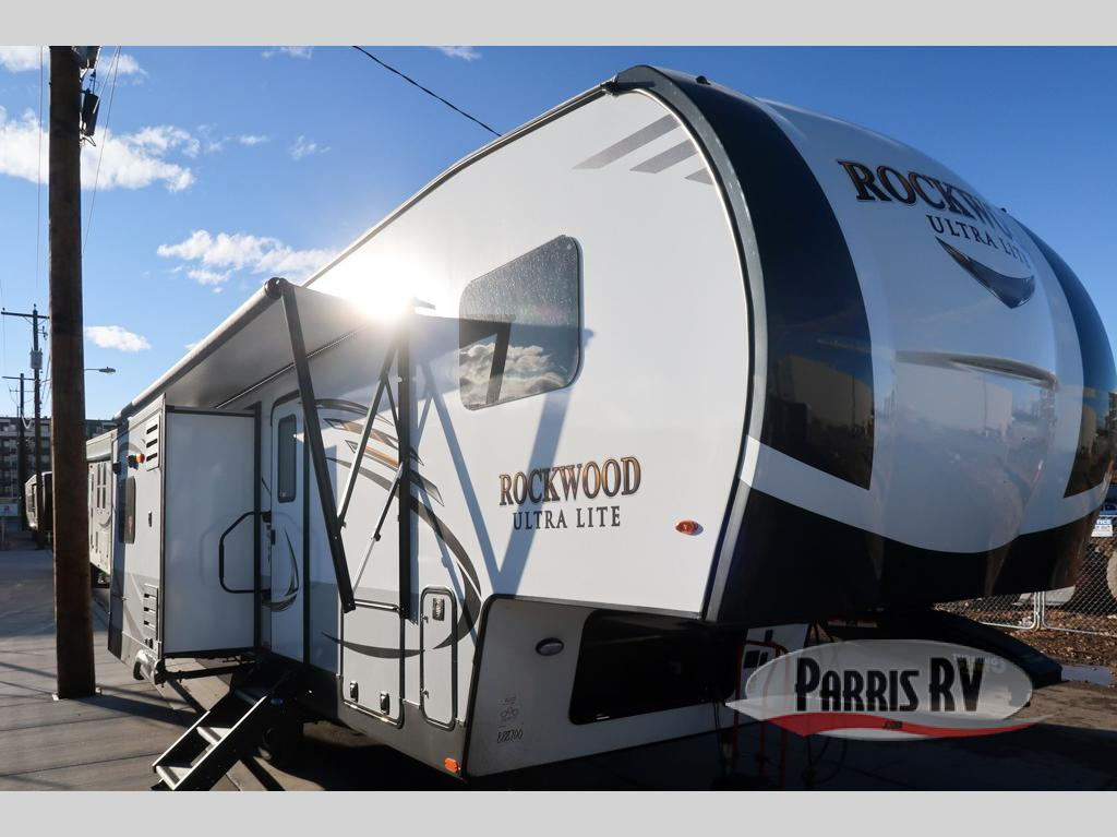 New 2019 Forest River RV Rockwood Ultra Lite 2650WS Fifth