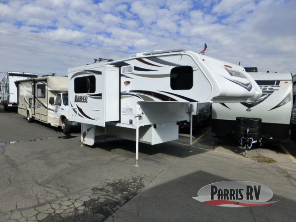 New 2018 Lance 855S Truck Camper at Parris RV   Murray, UT