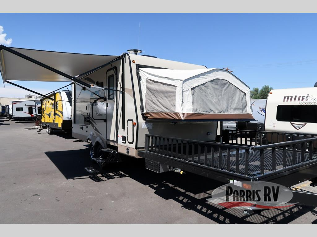 New 2019 Forest River RV Rockwood Roo 21SSL Expandable at