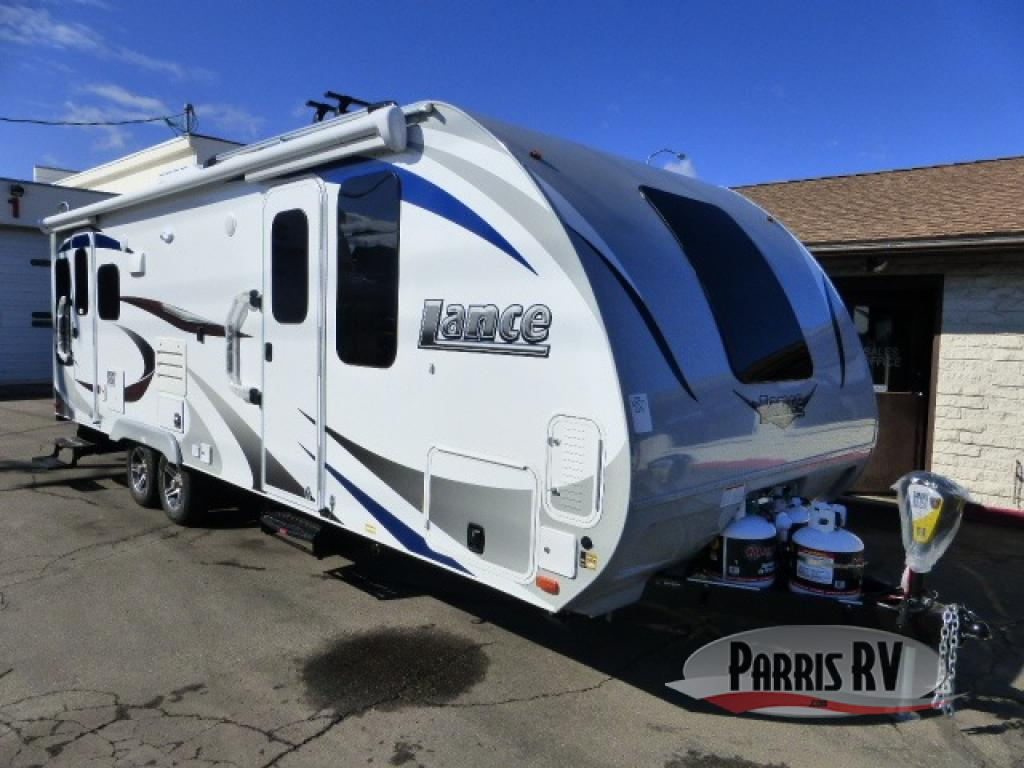 Best Travel Trailers 2020.New 2020 Lance Lance Travel Trailers 2375 Travel Trailer