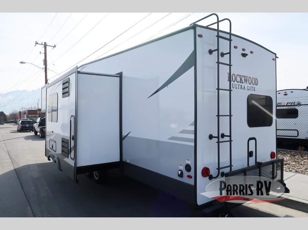 New 2020 Forest River Rv Rockwood Ultra Lite 2891bh Fifth