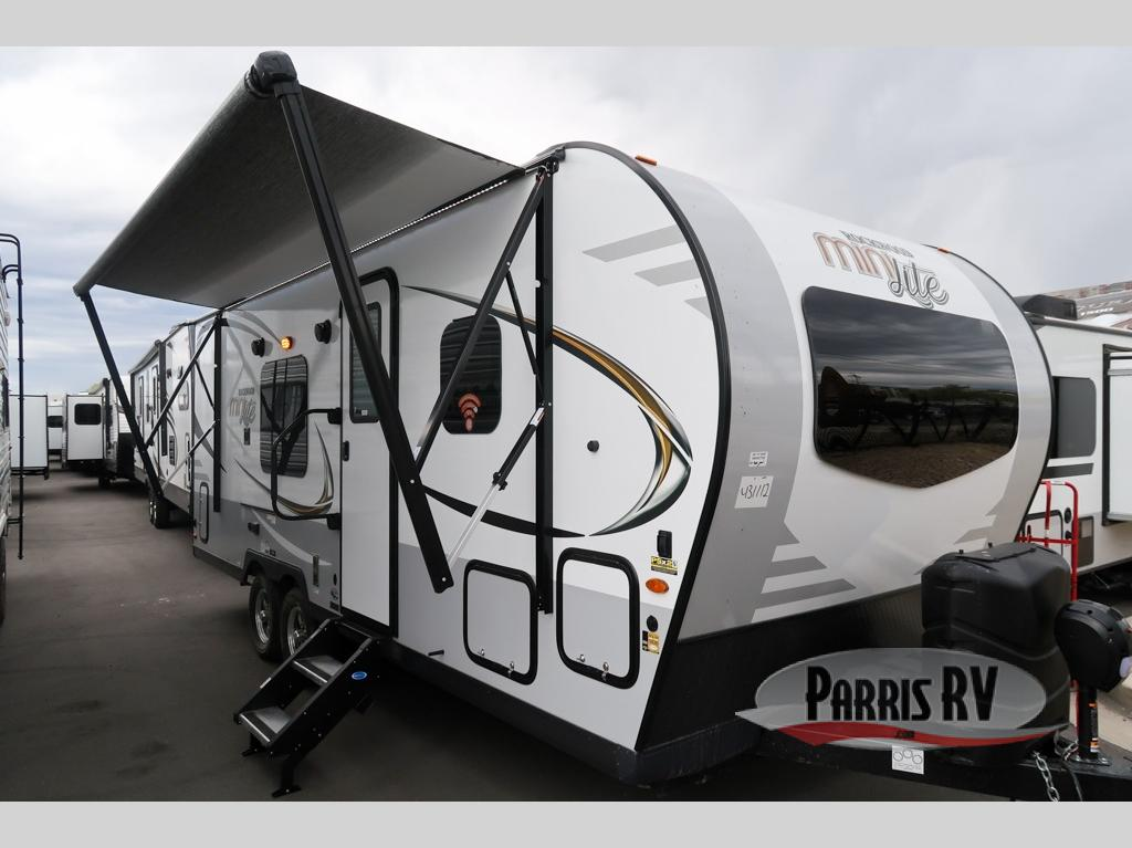 New 2020 Forest River RV Rockwood Mini Lite 2304KS Travel