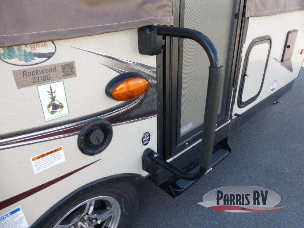 New 2019 Forest River RV Rockwood Freedom Series 2318G Folding Pop ...