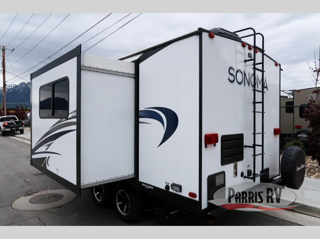 New 2019 Forest River RV Sonoma 1900MB Travel Trailer at