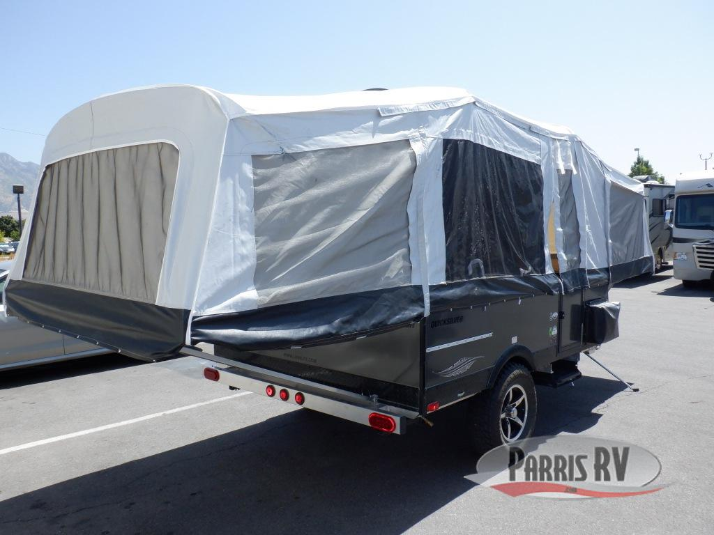 Used 2008 Livin Lite Quicksilver 10 0 Folding Pop-Up Camper