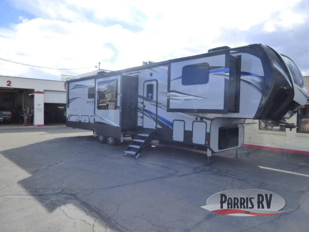 New 2019 Keystone RV Avalanche 382FL Fifth Wheel at Parris