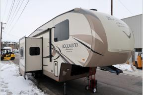 New 2018 Forest River RV Rockwood Signature Ultra Lite 8297S Photo