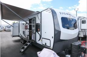 New 2021 Forest River RV Rockwood Signature Ultra Lite 8326BH Photo