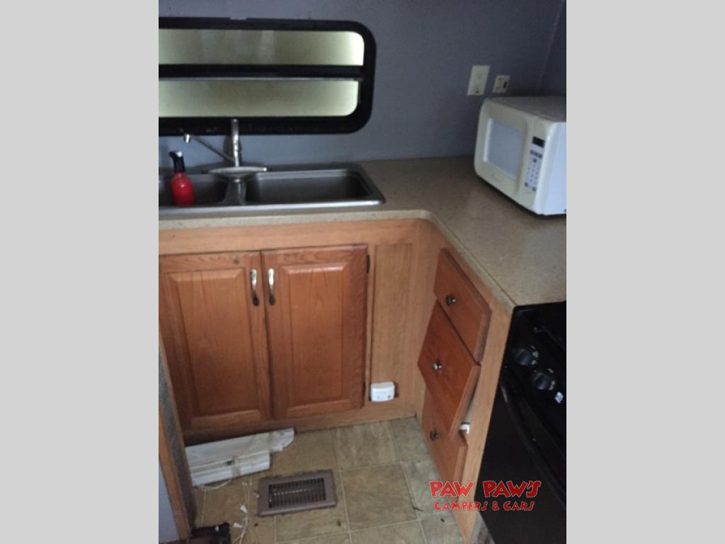 Used 2006 Forest River Rv Sandpiper 321fkd Travel Trailer