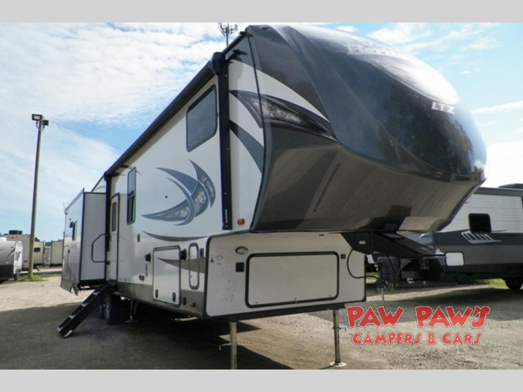 Heritage Glen Rv >> New 2019 Forest River RV Wildwood Heritage Glen LTZ 370BL Fifth Wheel at Paw Paw Campers and ...
