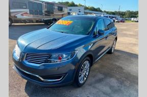 Used 2018 LINCOLN MKX SUV Photo