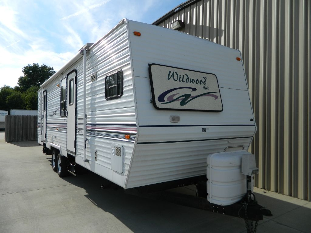 2001 Forest River Rv Wildwood 30fkss