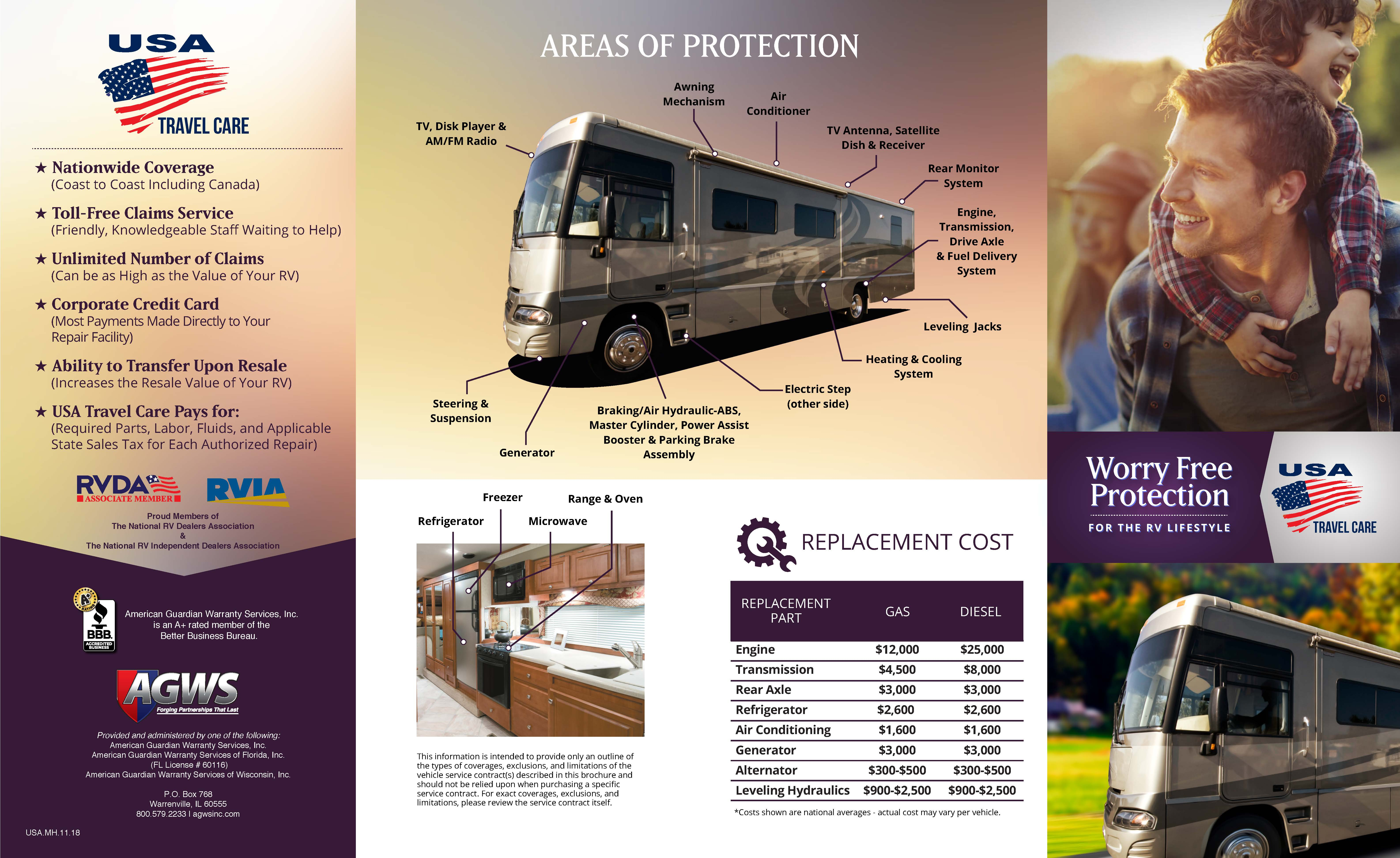 Rv Extended Service Contract