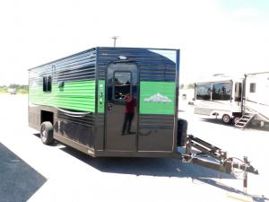 New 2021 Glacier Ice House Toy Hauler A164TH Photo